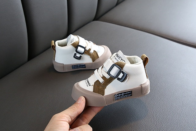 Boy's Soft-soled Anti-skid Sports Shoes