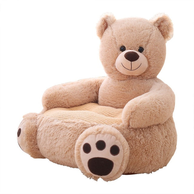 Bear Panda Infant Back Support/Learning Sit