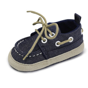 Fashion Infants Soled Jean Sneaker