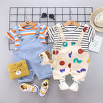 Load image into Gallery viewer, Summer Infant Clothing Set