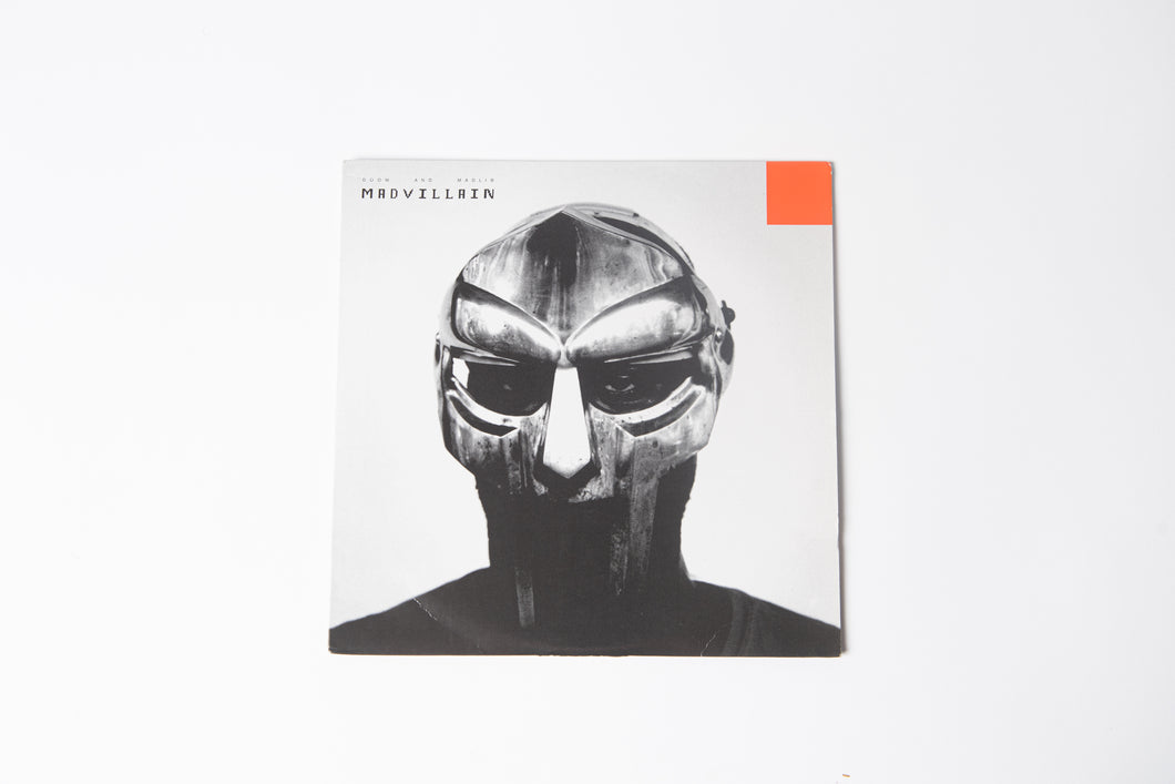 MF Doom & Madlib - Madvilliany