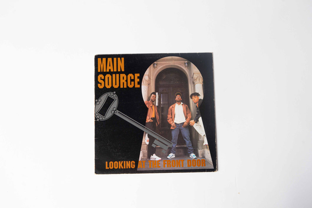Main Source - Looking at the Front Door (single)