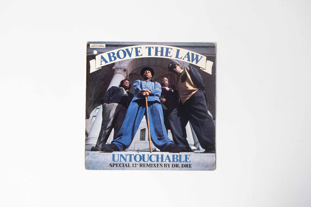 Above the Law - Untouchable (single)