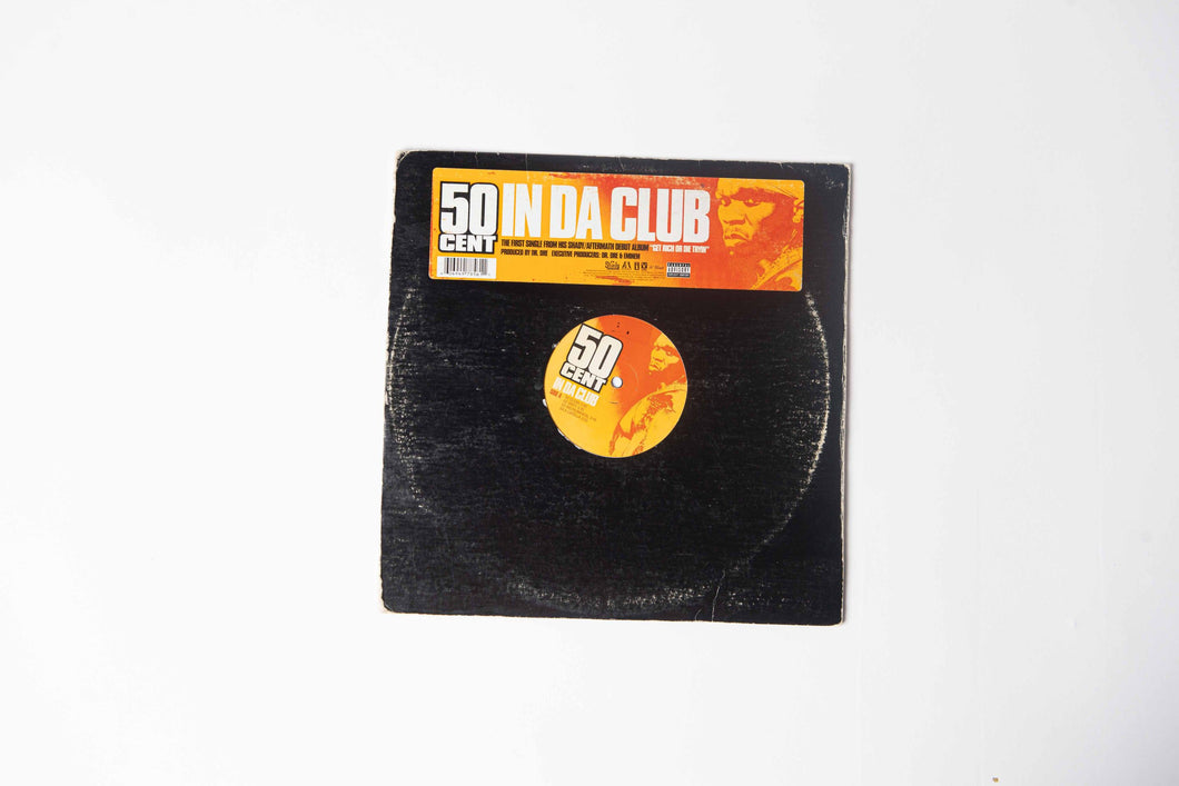 50 Cent - In Da Club (single)