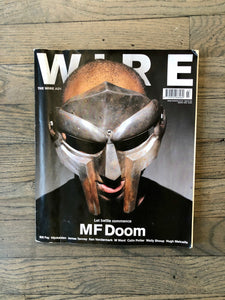 Wire Magazine - MF Doom