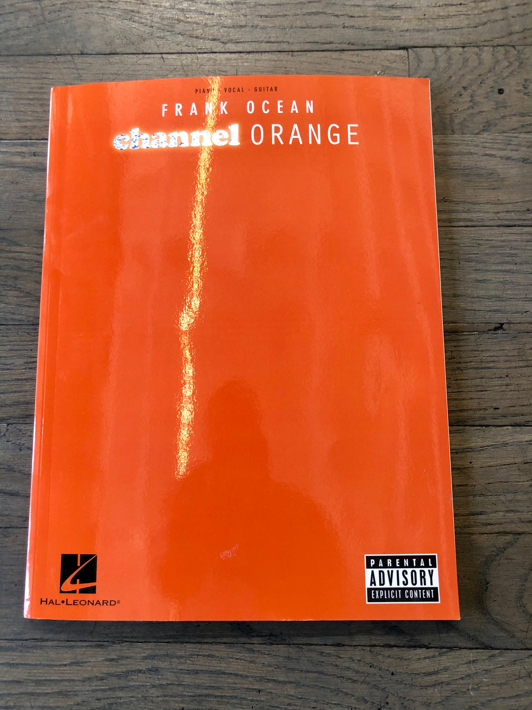 Channel Orange Arranged Music by: Frank Ocean