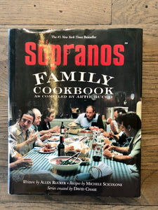 The Sopranos Family Cookbook by: Artie Bucco