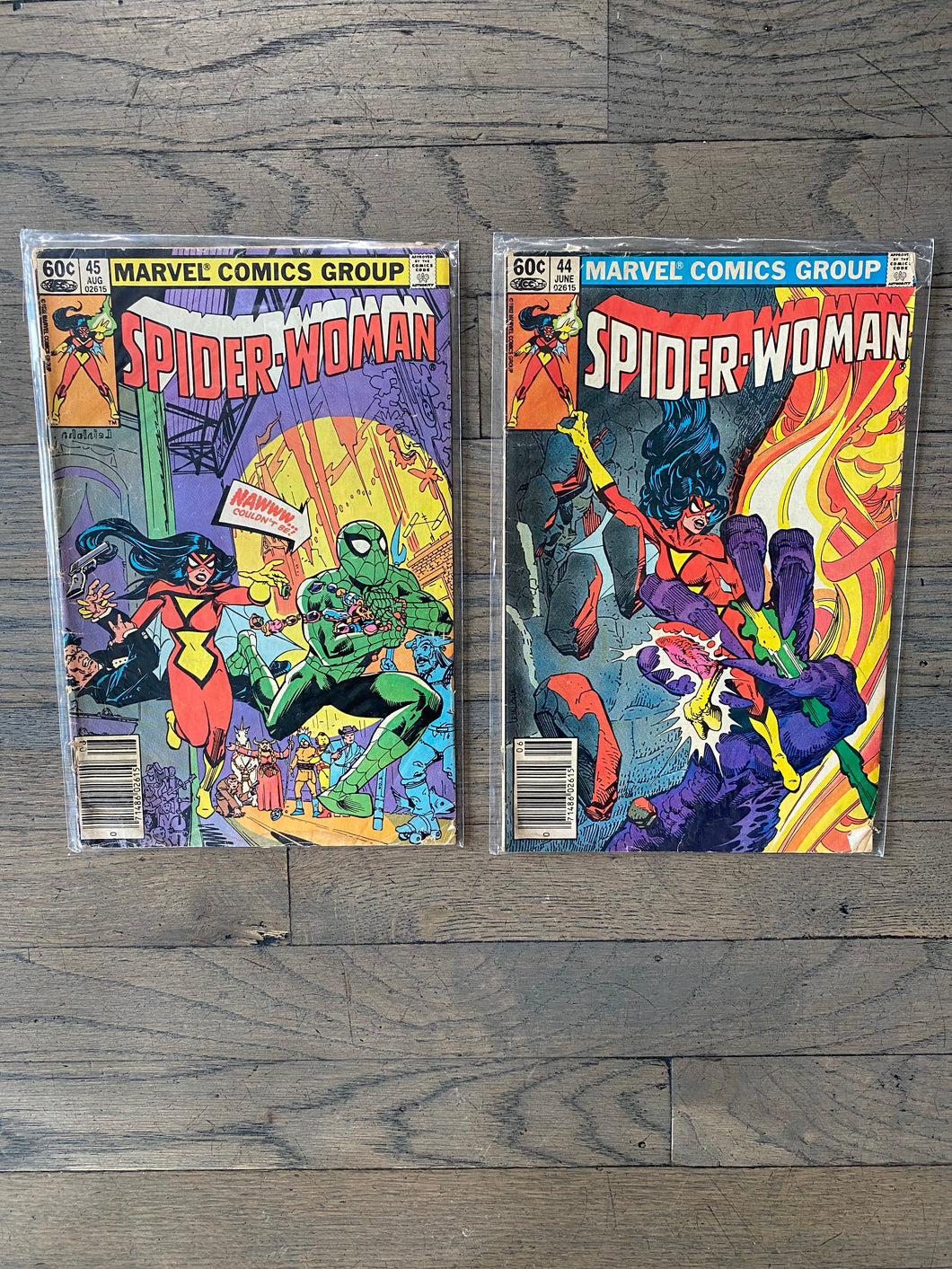 Spider-Woman 2-Pack