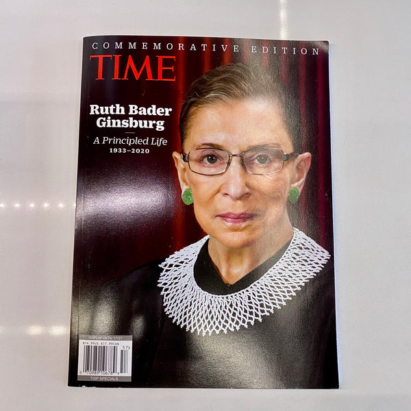 Time Magazine - Ruth Bader Ginsburg Commemorative Edition