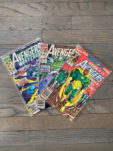 The Avengers 4-Pack (Variety)