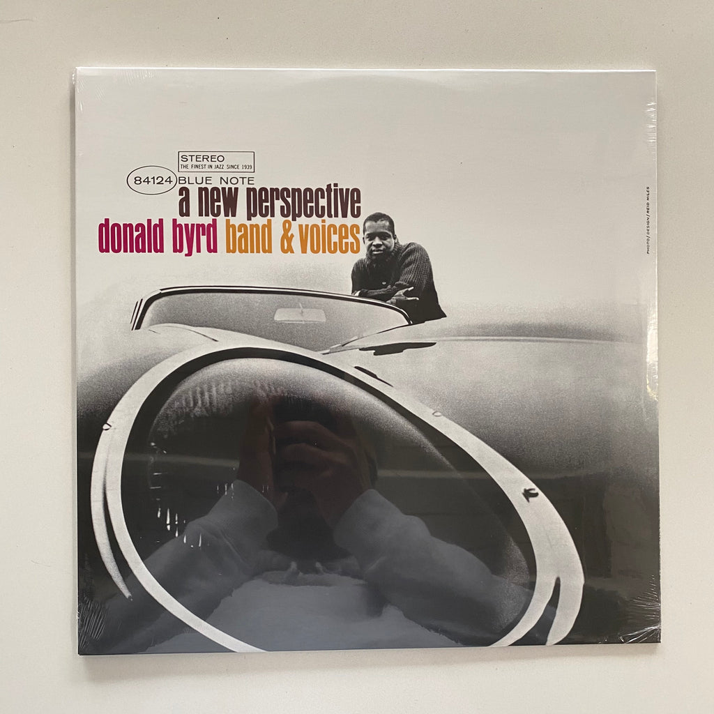Donald Byrd Band & Voices - A New Perspective