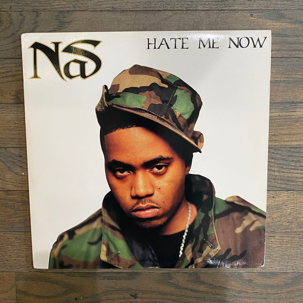 Nas - Hate Me Now (Single)