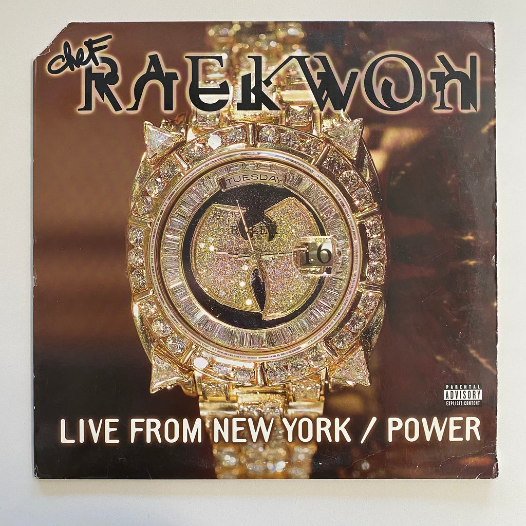 Raekwon - Live From New York/Power (Single)
