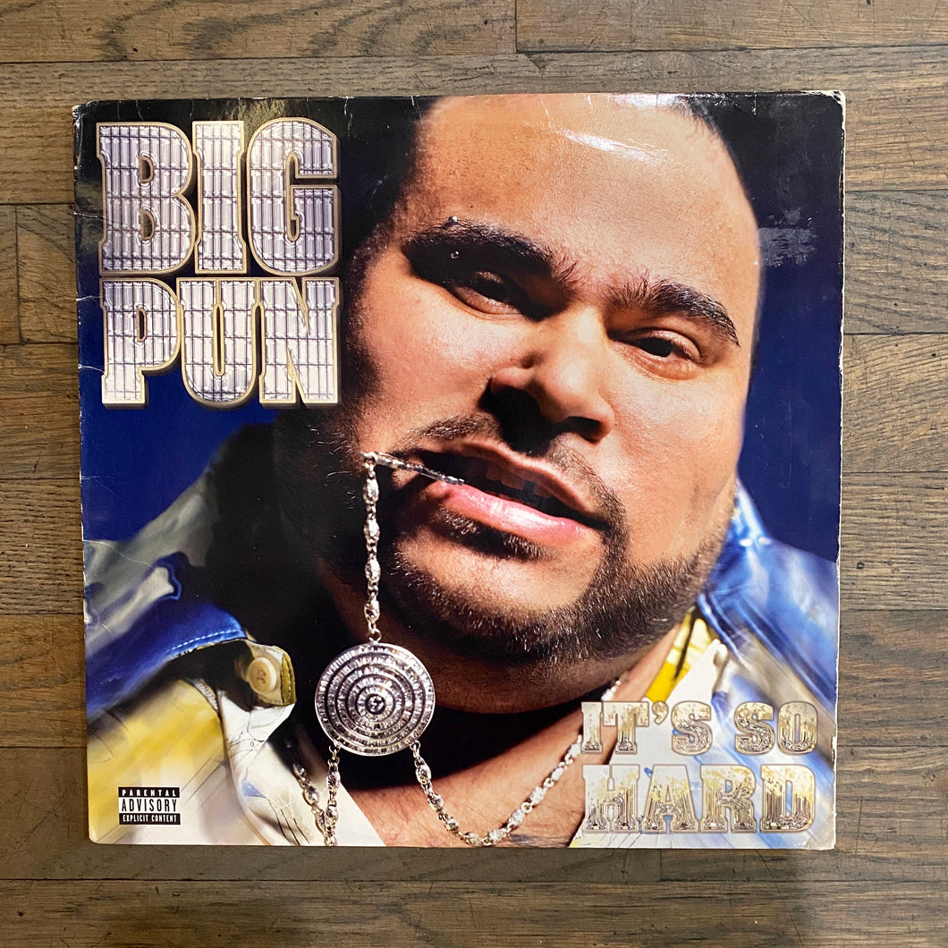 Big Pun - It's So Hard (Single)