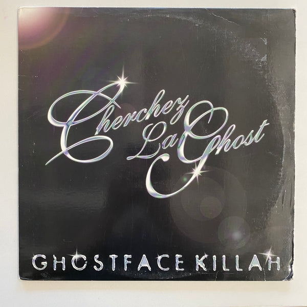 Ghostface Killah - Cherchez La Ghost (Single)
