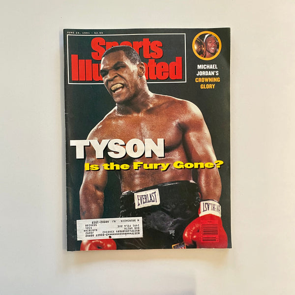 Sports Illustrated - Mike Tyson