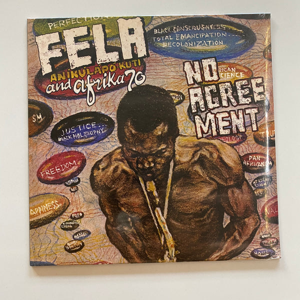 Fela Kuti - No Agreement