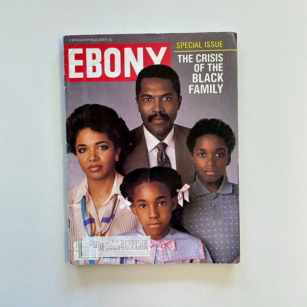 Ebony Magazine - Crisis of the Black Family