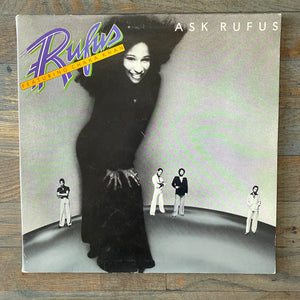 Rufus Featuring Chaka Khan - Ask Rufus