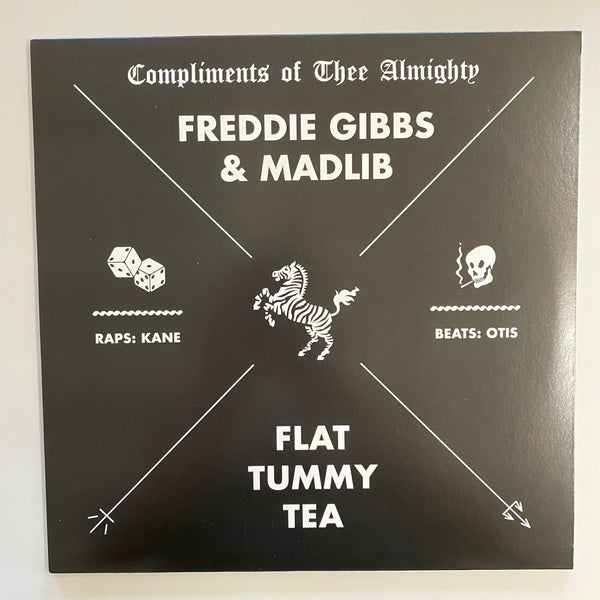 Freddie Gibbs & Madlib - Flat Tummy Tea (Single)