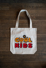 Load image into Gallery viewer, Cool Kids Vinyl Tote Bag