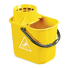 Load image into Gallery viewer, Optima Mop Bucket with Rose - 12 ltr