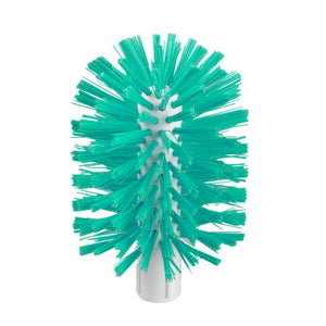 Plastic core hygiene tube brush