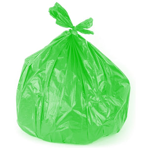 Compostable Bag - Kitchen bag - Green
