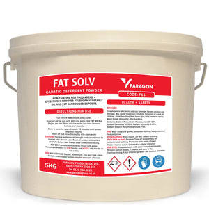 Fat Solv - Caustic detergent powder