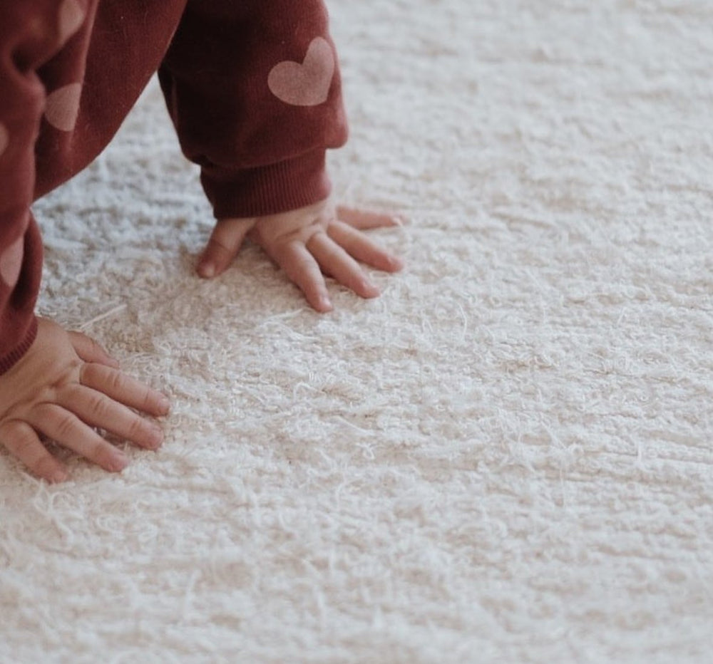 Tapis 100% COTON RECYCLÉ - Jude - E-Shop - By Mudstories.fr