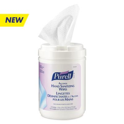 Hand Sanitizing Wipes - Purell (6 tubes x 175 wipes)