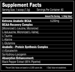BRUTE BCAA 60 Servings