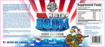 RED , WHITE, & BOOM Pre-Workout