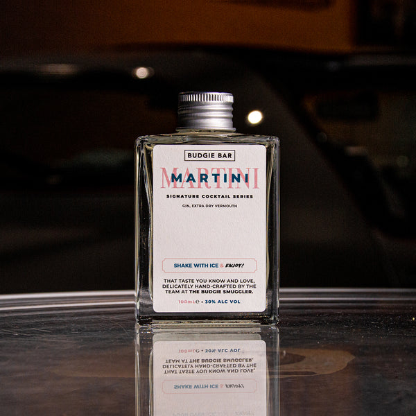 Martini Bottled Cocktail