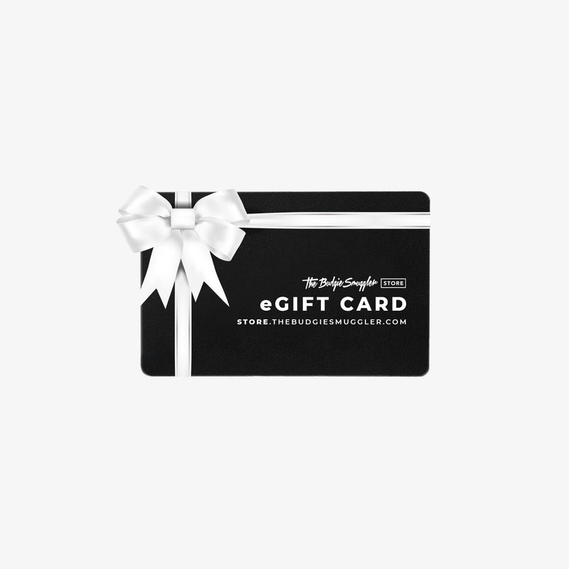 The Budgie Smuggler Store E-Gift Card