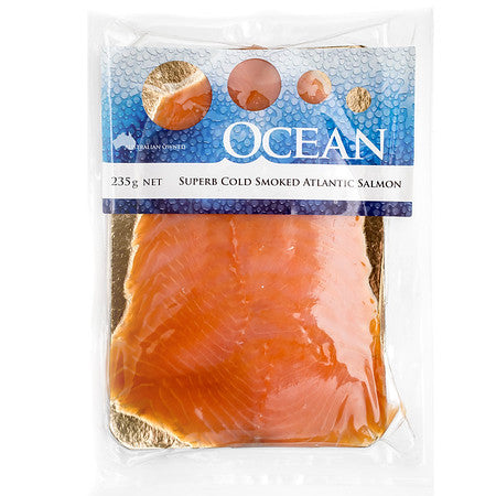 Cold Smoked Atlantic Salmon