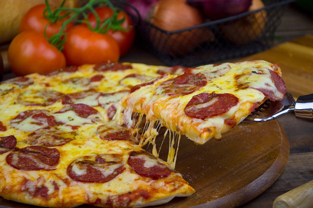 Load image into Gallery viewer, Pepproni Pizza 500g