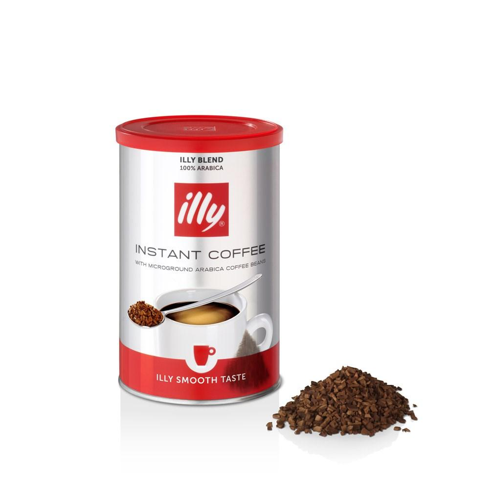 ILLY Instant Smooth Coffee 95g