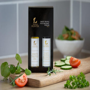 Load image into Gallery viewer, White Truffle Oil & Balsamic Vinegar Selection 2 x 100ml