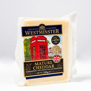 Load image into Gallery viewer, Mature English Cheddar Cheese