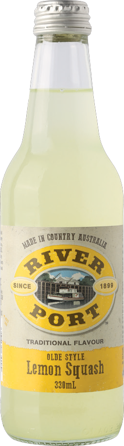 Riverport Lemon Squash Bottle 330ml