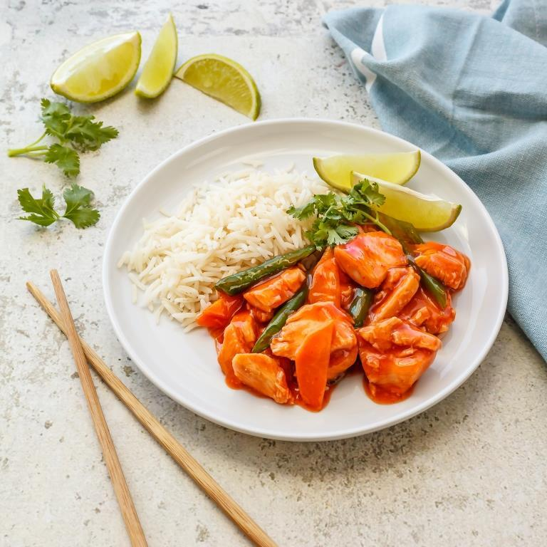 Sweet & Sour Chicken Medium 300g