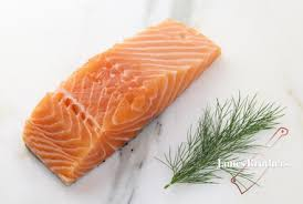 Salmon Portions Frozen Raw 130g - 145g Portion