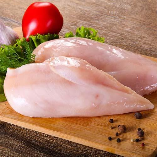 Chicken Breast Fillet Skin Off 1kg