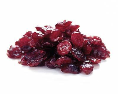Cranberries (sliced) 250g
