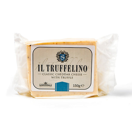 Cheddar Cheese With Truffle