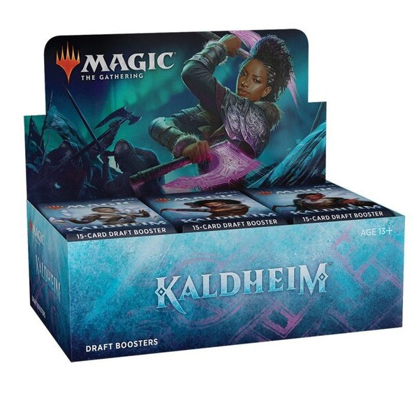 Kaldheim Draft Booster Full Box