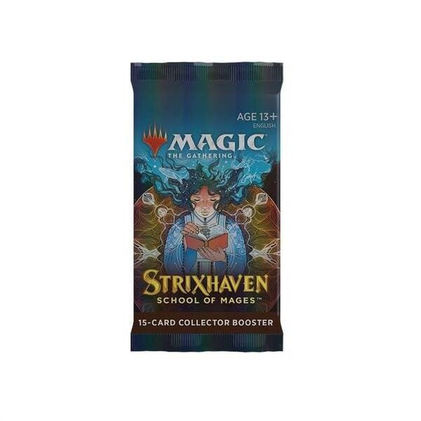 Strixhaven School of Mages Collector Booster