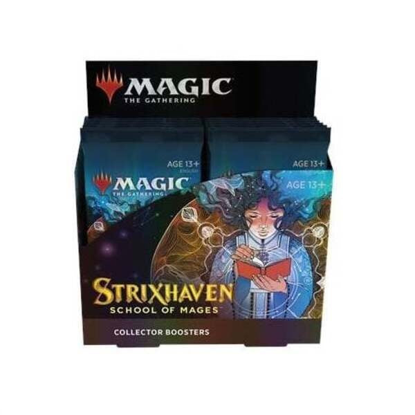 Strixhaven School of Mages Collector Booster Full Box
