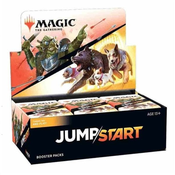 Core Set 2021 Jumpstart Booster Full Box